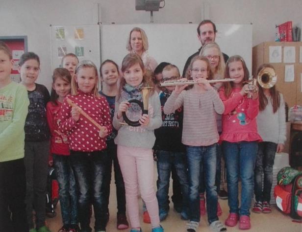 Besuch Grundschule