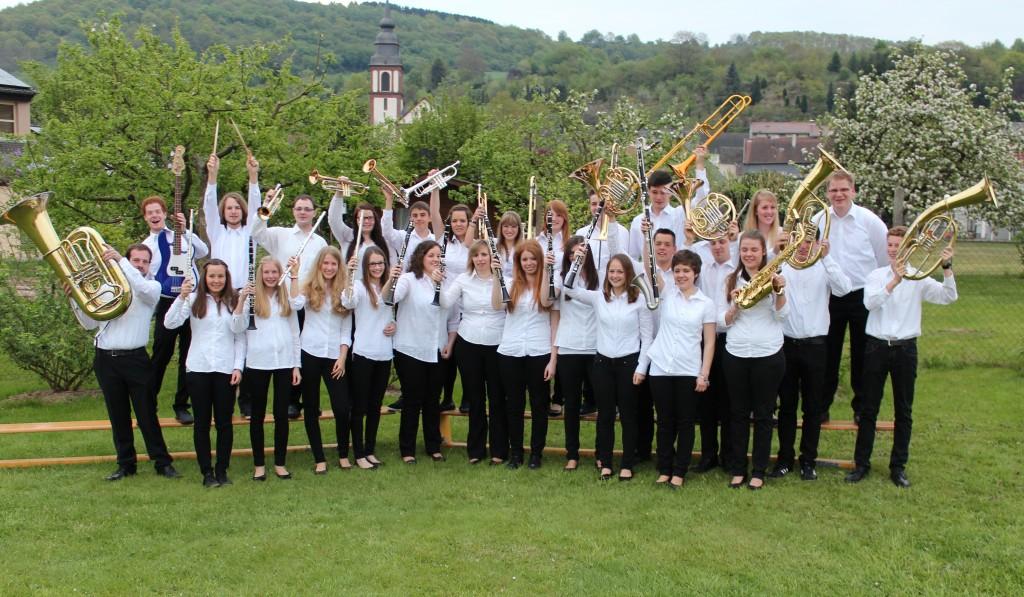 Jugendorchester 2014
